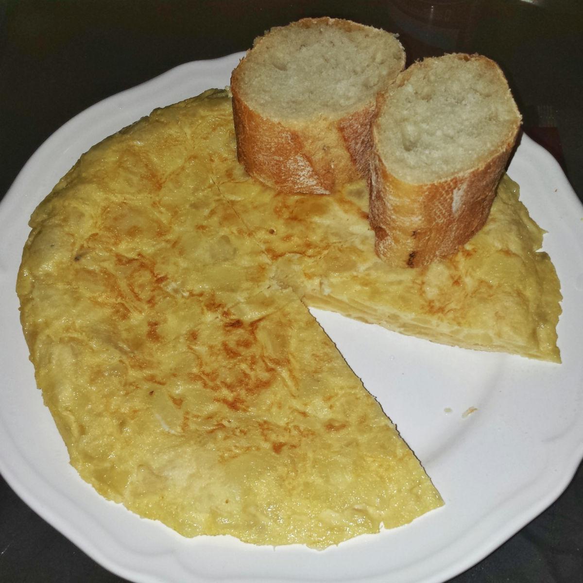 Concurso de tortilla de patatas