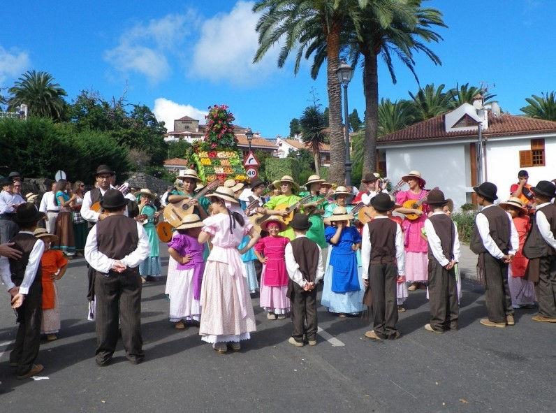 Agrupación Folklórica Harimaguadas