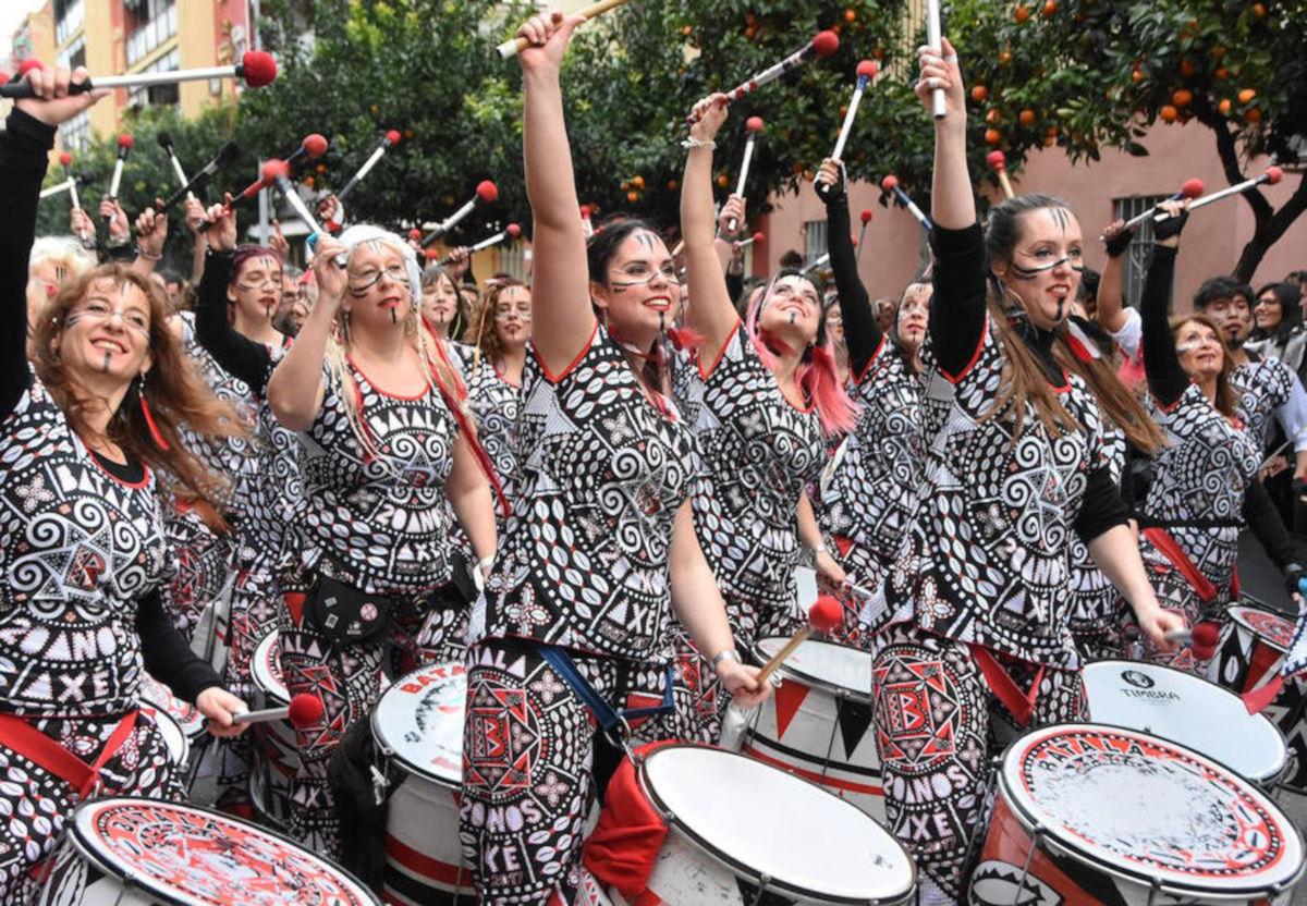 Banda de percusión Batala