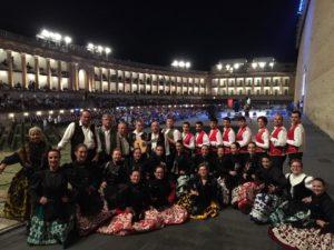 Grupo de coros y danzas Semilla del Arte