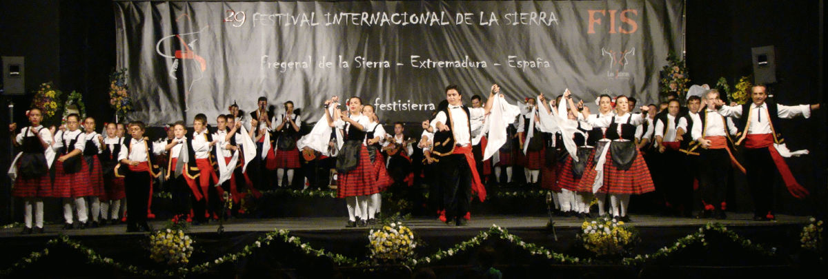 Grupo folklórico Los Jateros