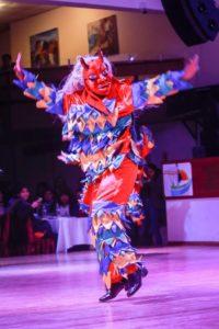 Actuación Soy del Perú