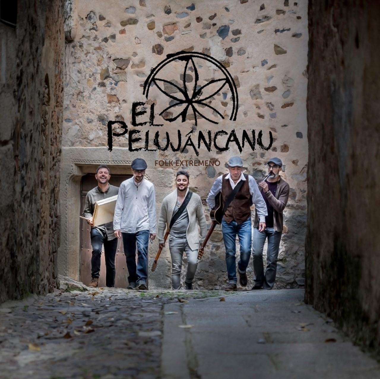 El pelujáncanu, Folk de Extremadura
